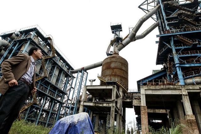 Dự án nhà máy gang thép Thái Nguyên mở rộng là một trong những dự án thua lỗ nghìn tỷ (ảnh minh họa)