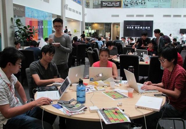 Khởi nghiệp công nghệ thông tin đang là hướng đi của thế hệ trẻ Việt Nam (ảnh minh họa)
