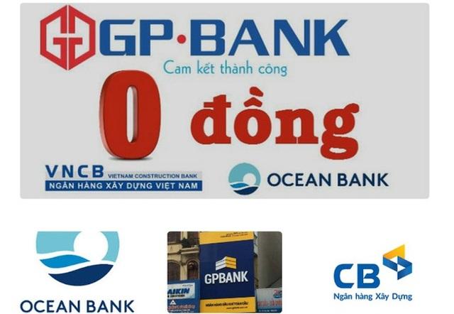 Ba Ngân hàng yếu kém đã được Ngân hàng Nhà nước mua lại với giá 0 đồng trong thời gian vừa qua (ảnh minh họa)