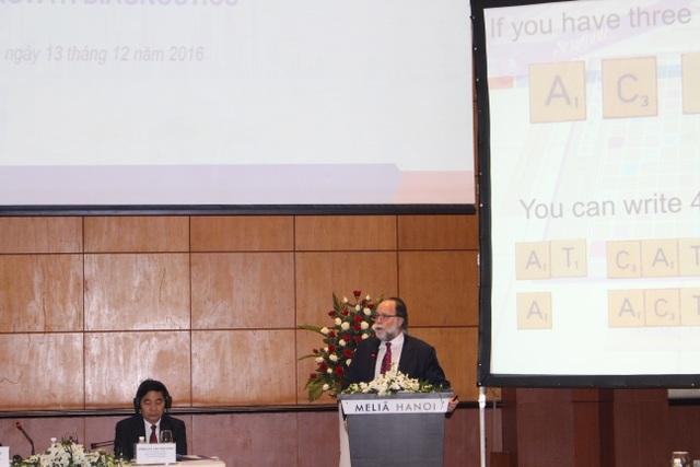 GS Ricardo Hausmann, tăng trưởng Việt Nam cao, nhanh nhưng chưa bền vững, chưa có chất lượng