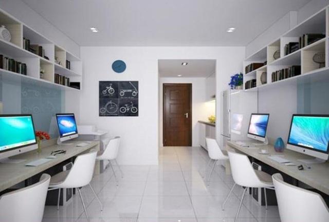 Cho thuê chung cư làm văn phòng đang nhận được nhiều ý kiến trái chiều (ảnh minh họa)