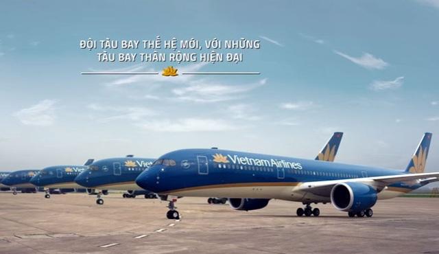 Hội viên Bông Sen Vàng của Vietnam Airlines được hưởng nhiều lợi ích hàng không