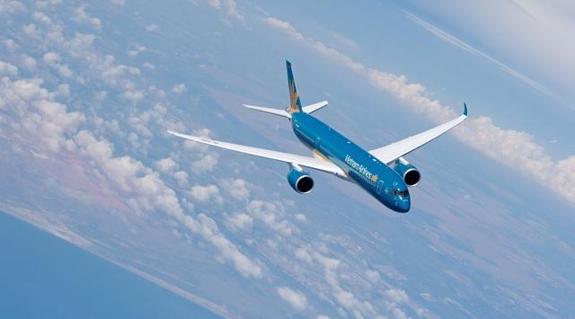 Vietnam Airlines bắt đầu khai thác máy bay A350-900 XWB từ năm 2015