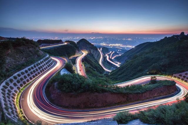 Ngỡ ngàng với cảnh đẹp thiên nhiên ở Đài Trung - Đài Loan - 2