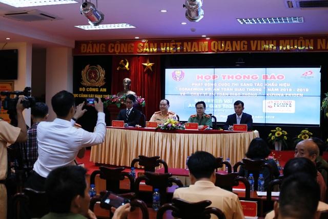 Họp báo chính thức công bố giải Vietnam Kizuna Ekiden tại Hà Nội