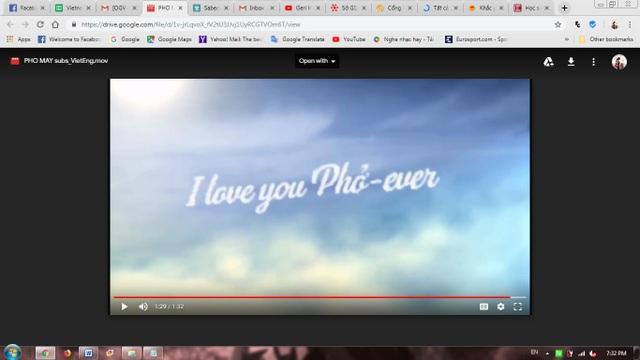 I love you Phở-ever lối chơi chữ đầy dí dỏm trở thành thông điệp mới trên mỗi chuyến bay có phục vụ Phở Mây