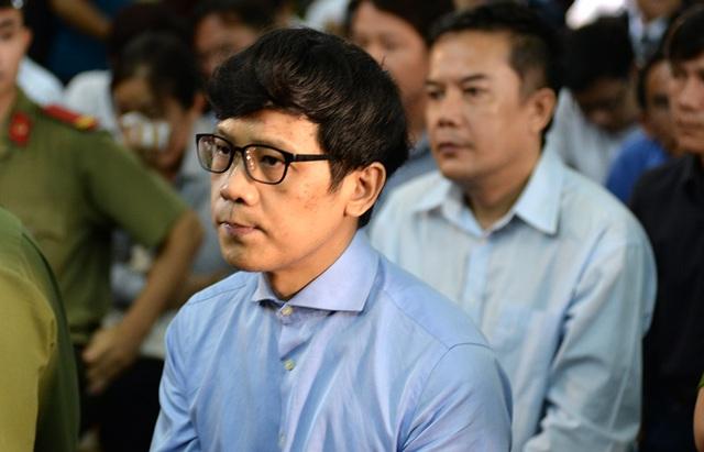 Bị cáo Phan Thành Mai, nguyên giám đốc VNCB bị VKS đề nghị mức án 24 - 26 năm tù