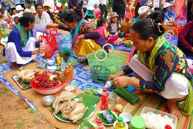 Độc đáo lễ hội Katê của đồng bào người Chăm - 5