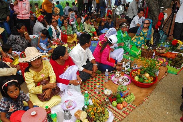 Độc đáo lễ hội Katê của đồng bào người Chăm - 4