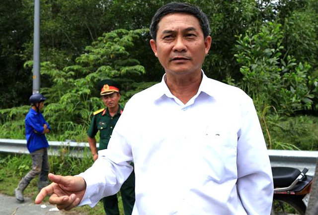 Ông Nguyễn Văn Lộc, Bí thư Thị ủy Dĩ An