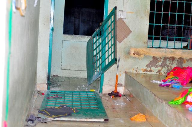 Khoảng 23h đêm 23/10, gần 600 học viên tại Trung tâm cai nghiện Đồng Nai đã phá trại.