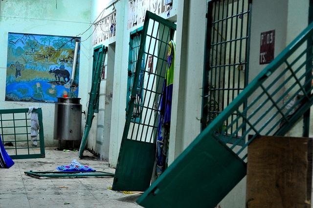 Hiện trường ngổn ngang vụ 600 học viên trốn trại cai nghiện - 2