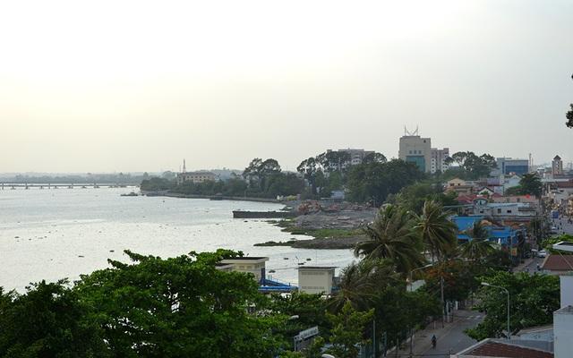 Dự án lấp sông Đồng Nai từng gây ảnh hưởng đến dòng chảy và bị dư luận phản ứng dữ dội.