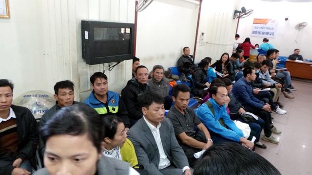 Tuy nhiên, nhiều người lo lắng bị phạt, hoặc chưa nắm rõ các chi tiết trong Thông tư 58, vẫn đến Sở GTVT Hà Nội để làm thủ tục đổi giấy phép lái xe.