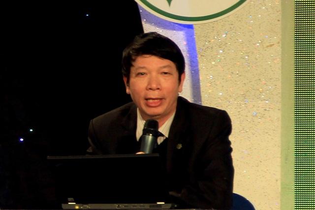 GS.TS Nguyễn Hữu Dư.