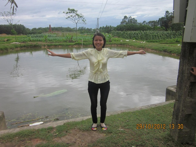 Nguyễn Thị Hiên năm 2012