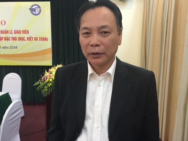 PGS. TS Phạm Minh Mục