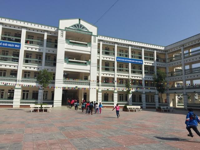 Trường tiểu học Hoàng Liệt