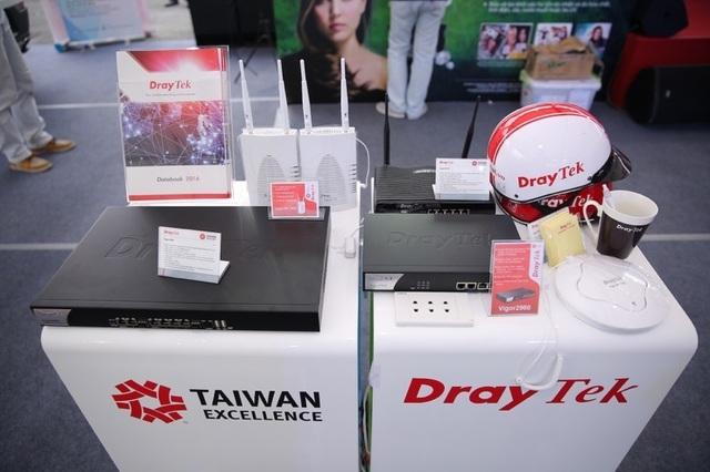 Những trợ thủ công nghệ đến từ Đài Loan cho các tín đồ thể thao tại HCMC RUN 2017 - 7