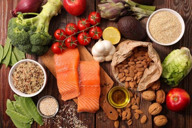Những thực phẩm giàu vitamin tốt cho mắt