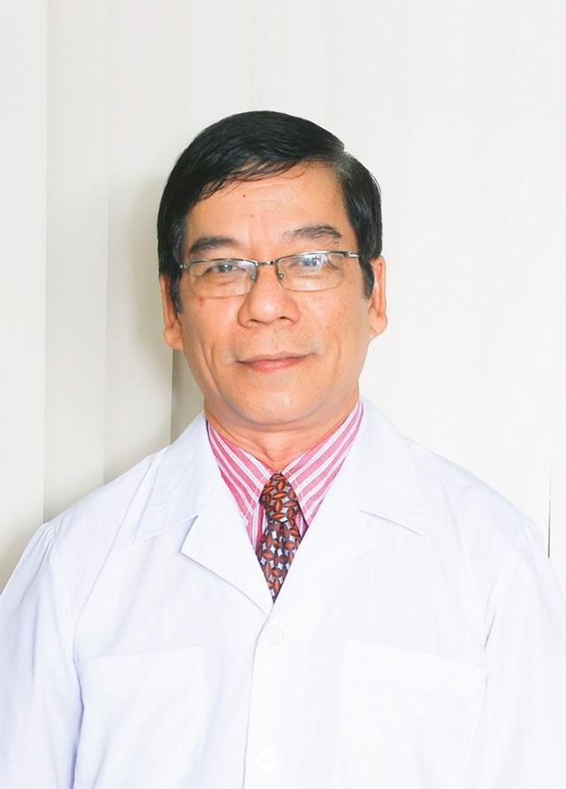 Thạc sĩ – Bác sĩ Huỳnh Huy Hoàng– nguyên PCT Hội da liễu TP.HCM