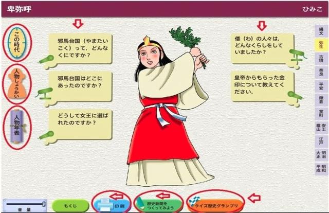 Sách giáo khoa điện tử môn Lịch sử của Nhà xuất bản Tokyo Shoseki (Nhật Bản)