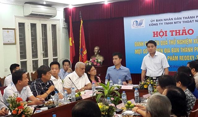 Chủ tịch UBND TP Hà Nội chỉ đạo xử lý ô nhiễm tại các hồ ở Hà Nội