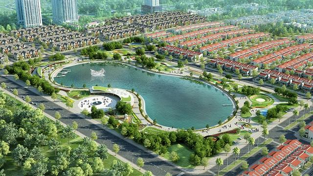 Hồ Bách Hợp Thủy – Công viên hồ điều hòa lớn nhất khu vực Tây Nam Hà Nội