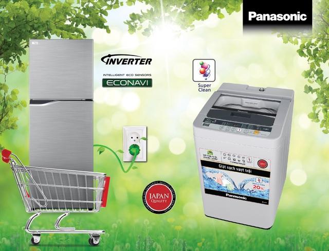 Bộ đôi sản phẩm hoàn hảo của Panasonic cho bạn trẻ thích ra riêng. Để biết thêm thông tin về các sản phẩm của Panasonic, xin vui lòng truy cập: Website: Panasonic.com/vn hoặc fanpage: https://www.facebook.com/PanasonicVietnam/