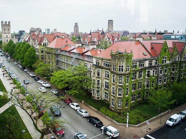 13 trường Đại học có khuôn viên đẹp nhất nước Mỹ - 1