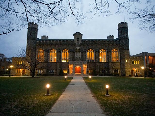 13 trường Đại học có khuôn viên đẹp nhất nước Mỹ - 10