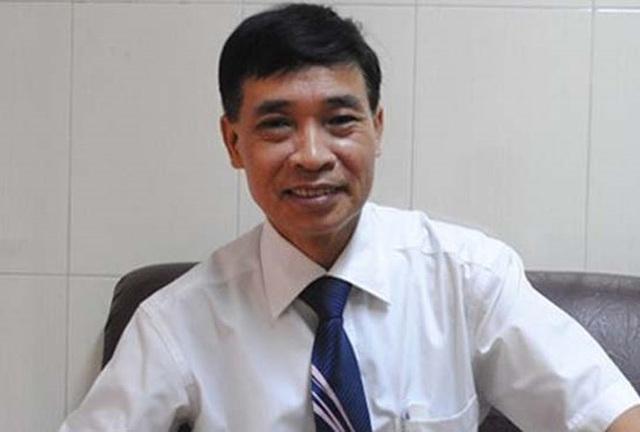 PSG.TS Phạm Văn Tình - Tổng thư kí Hội Ngôn ngữ học Việt Nam (Ảnh: Tiền phong)