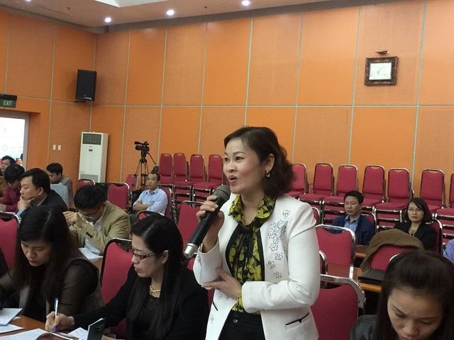 Bà Trương Thị Kim Ngân.