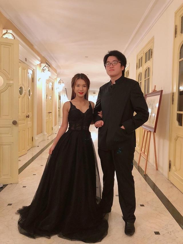 Ly Hương và Đức Anh là hai du học sinh Việt xuất sắc tại Học viện âm nhạc Malmo danh tiếng thế giới.