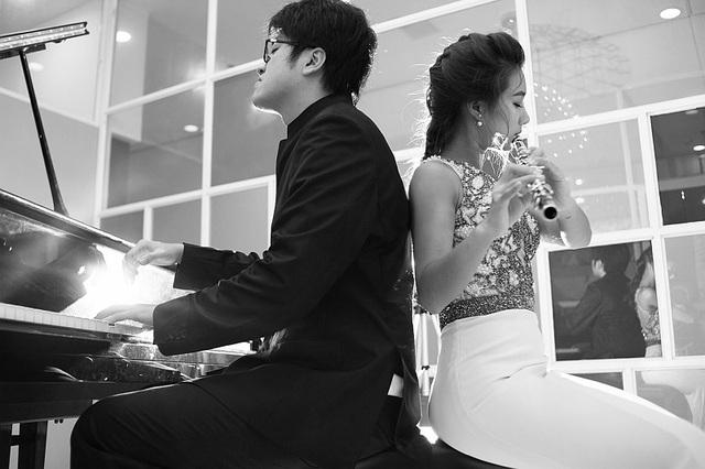 Điểm chung lớn nhất giữa hai tài năng trẻ Việt là ước mơ đem âm nhạc cổ điển đến gần hơn với đông đảo công chúng Việt.