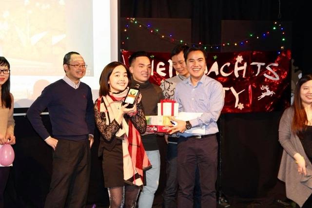 Giáng sinh sôi động, an lành của du học sinh Việt trên thế giới - 6