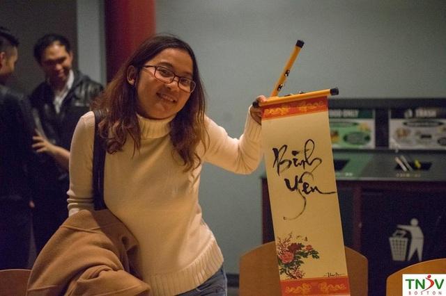 Tết Sum Vầy của Hội Thanh niên sinh viên Việt Nam vùng Boston mở rộng - 4