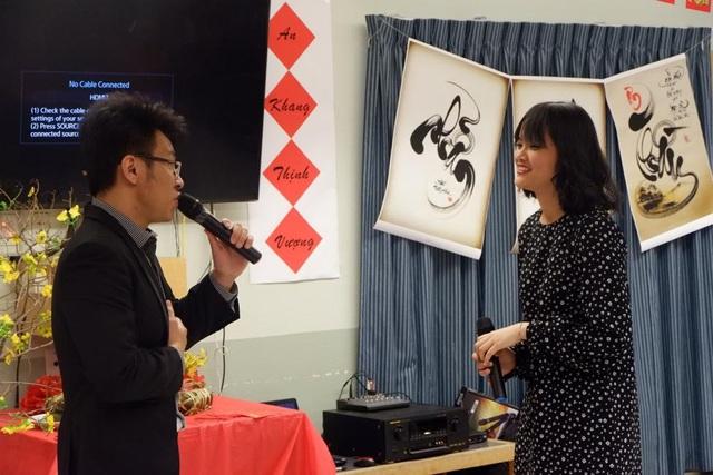 """Khách quốc tế ấn tượng """"Tết đoàn tụ"""" của du học sinh Việt tại ĐH Colorado - 4"""