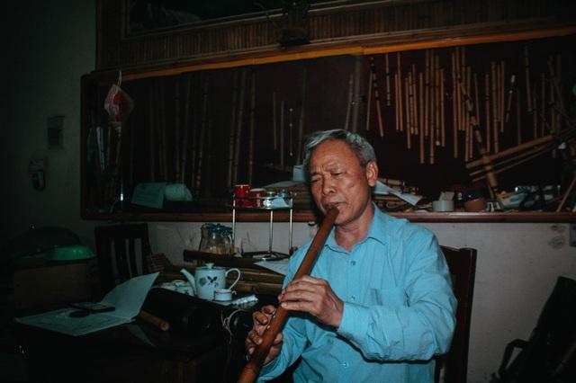Nghệ sĩ Lê Thái Sơn.