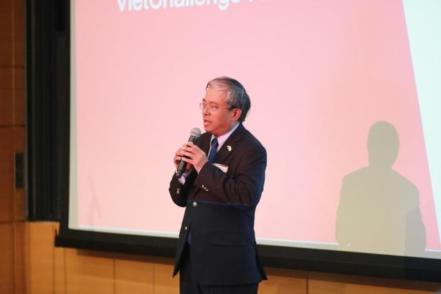 Đại sứ Việt Nam tại Hoa Kỳ Phạm Quang Vinh đã có bài phát biểu khai mạc đêm chung kết, trong đó nhấn mạnh đến thành công lớn nhất của cuộc thi là khuyến khích tinh thần đoàn kết, làm việc nhóm của giới trẻ Việt nam.