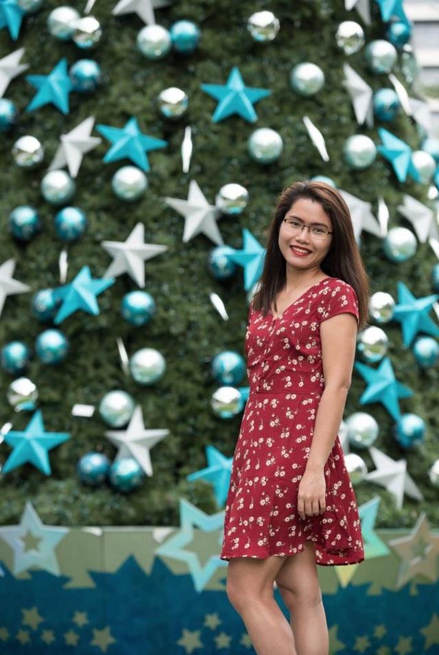 Chị Hoa Đinh, cựu sinh viên Đại học Waikato (New Zealand) có nhiều kinh nghiệm xin học bổng chất lượng cao.
