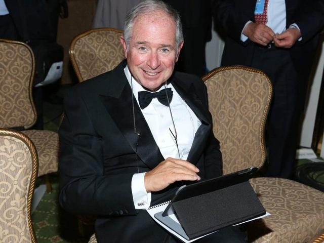 Stephen Schwarzman, Chủ tịch kiêm CEO của Tập đoàn Blackstone, tốt nghiệp năm 1969. (Ảnh: Business Insider)