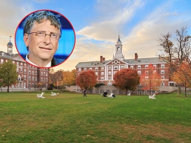 11 tỷ phú giàu nhất nước Mỹ năm 2018 từng học trường đại học nào? - 2