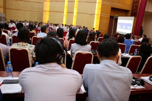 Chương trình với sự tham gia của hơn 200 đại biểu từ Bộ Tài chính, Ủy Ban Kinh tế Ngân sách Quốc hội, Kiểm toán Nhà nước, Bộ Tư pháp, Bộ Kế hoạch dầu tư, Bộ công thương, doanh nghiệp, đại diện các trường đại học…