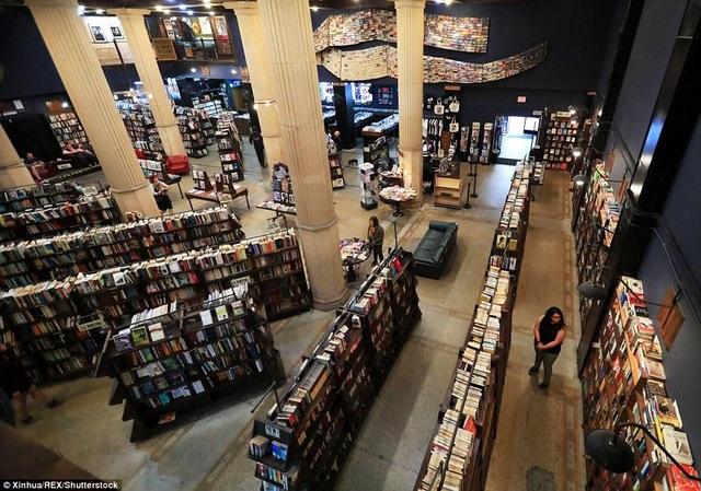 The Last Bookstore. (Ảnh: Shutterstock)