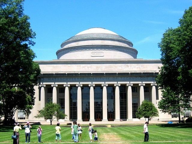 Tỷ lệ trúng tuyển năm 2017 của MIT là 7,1%.
