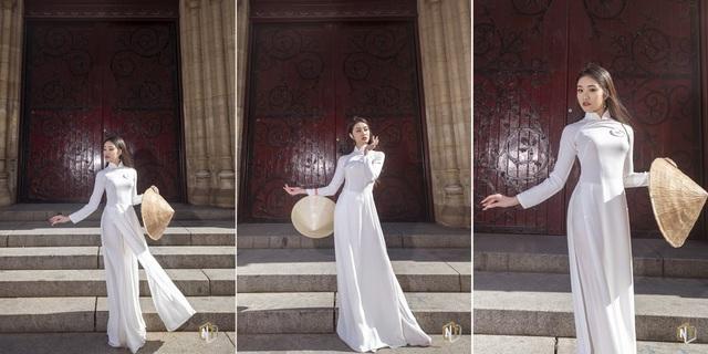 Thiếu nữ xinh đẹp đọ sắc tại cuộc thi Hoa khôi du học sinh Việt tại Úc - 3
