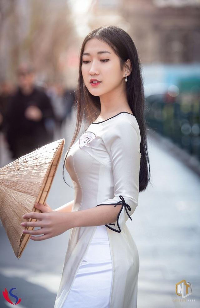 Thí sinh Lê Viết Băng Châu.