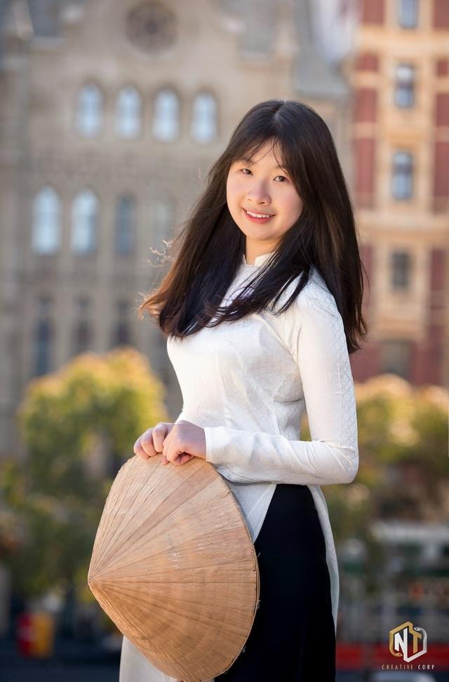 Thiếu nữ xinh đẹp đọ sắc tại cuộc thi Hoa khôi du học sinh Việt tại Úc - 8