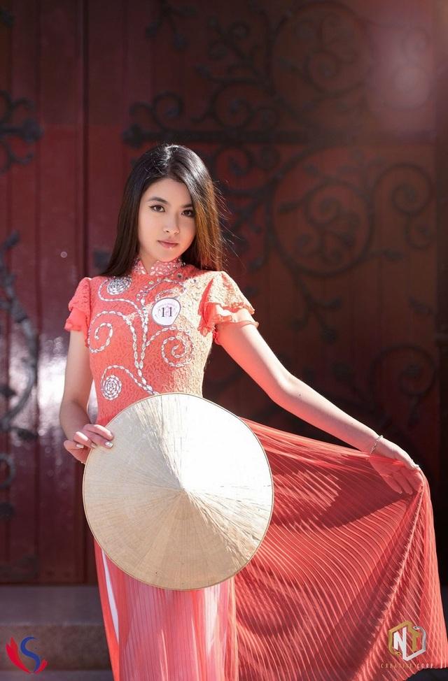 Thiếu nữ xinh đẹp đọ sắc tại cuộc thi Hoa khôi du học sinh Việt tại Úc - 12
